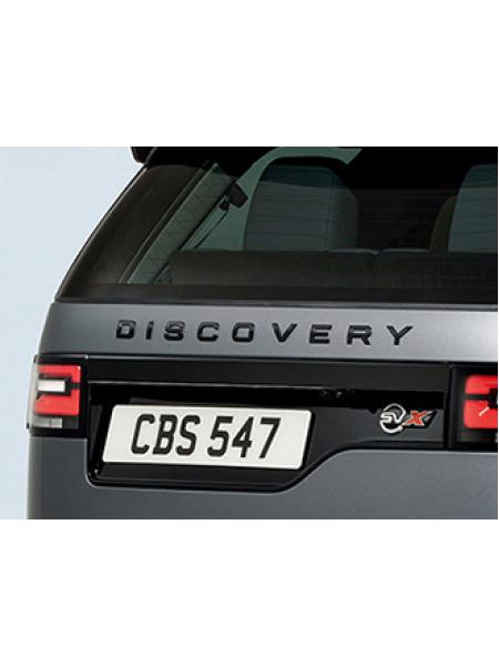Надпись DISCO на багажник для Land Rover Discovery 5 2017