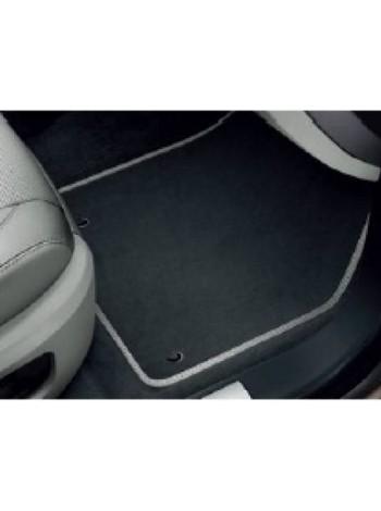 Автомобильные велюровые ковры в  салон для Land Rover Discovery Sport 2015