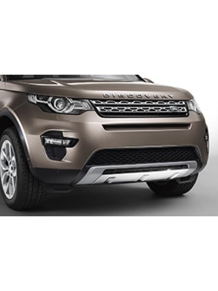 Декоративная накладка переднего бампера для Land Rover Discovery Sport 2015