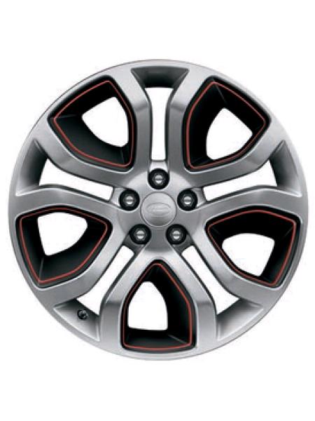 Диск колесный R19 Ceramic Gloss Black для Land Rover Discovery Sport 2015