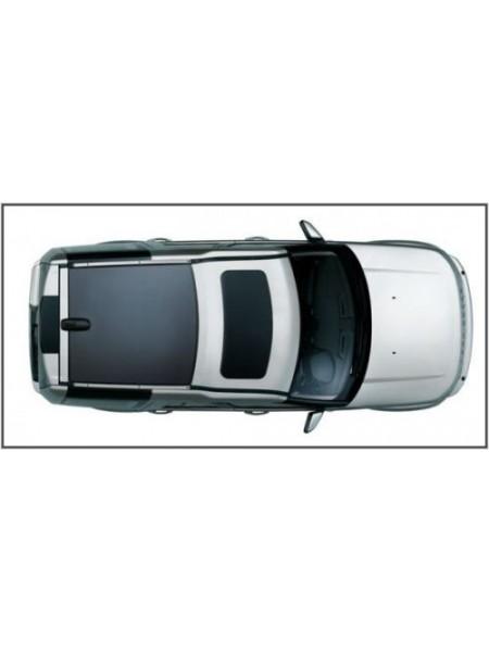 Продольные дуги багажного отделения для Land Rover Discovery 4