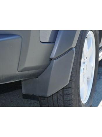 Брызговики задние, комплект для Land Rover Discovery 4