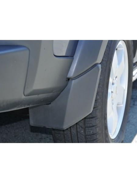 Брызговики задние, комплект для Land Rover Discovery 3