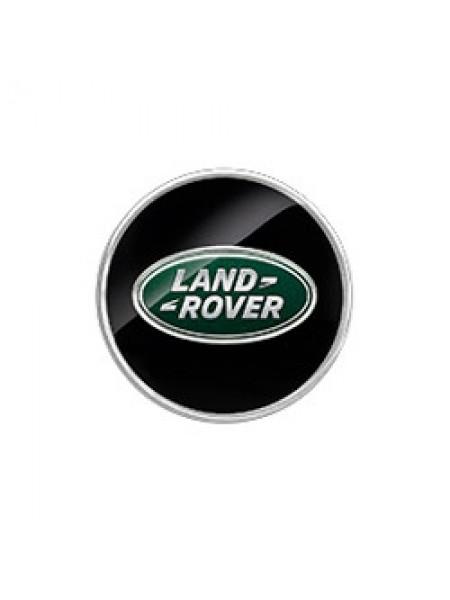 Колпачок колесного диска Bright Black для Land Rover Discovery Sport 2015