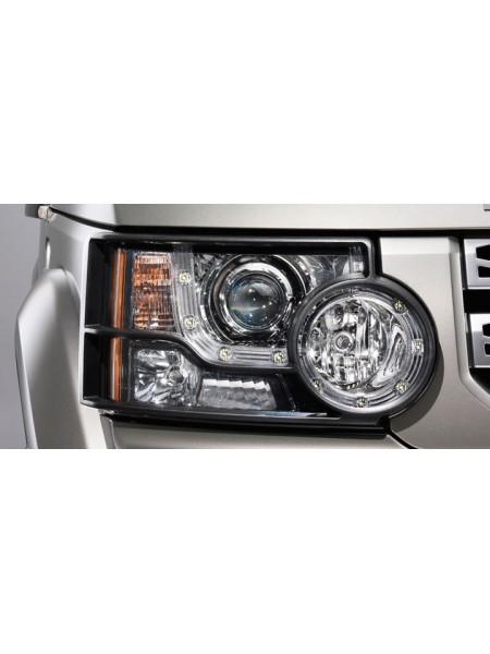 Защита передних фар для Land Rover Discovery 3