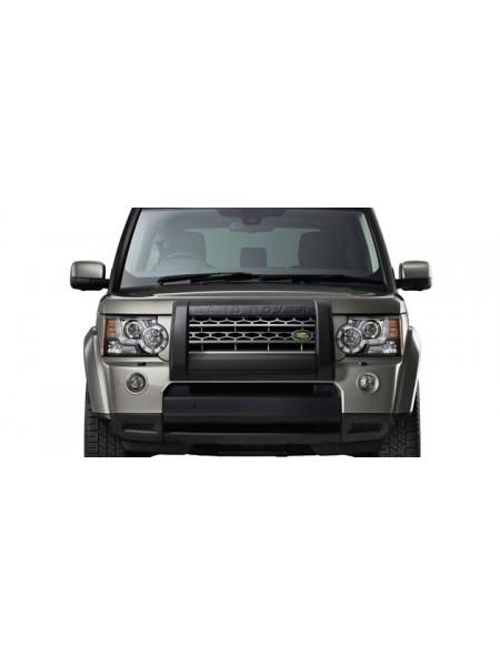 Защитная накладка переднего бампера для Land Rover Discovery 3
