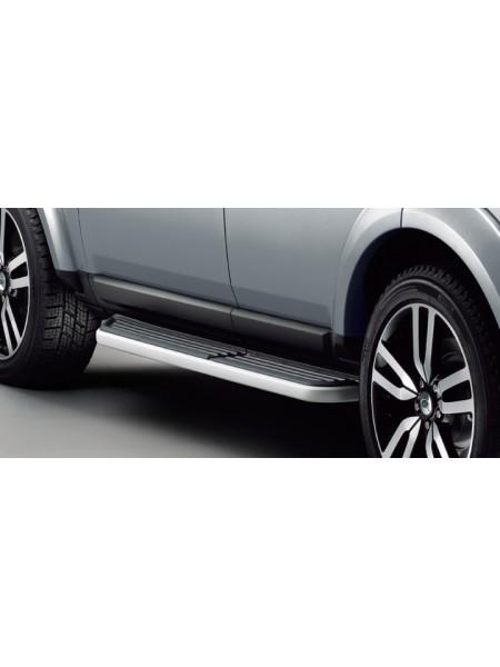 Боковые подножки ступень для Land Rover Discovery 3