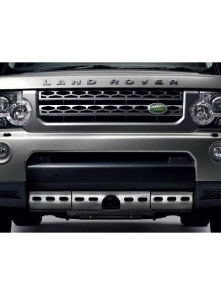 Защита рулевых тяг (версия без лебедки) для Land Rover Discovery 3