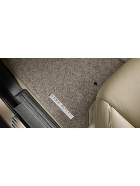 Велюровые ковры салона , Nutmeg для Land Rover Discovery 3