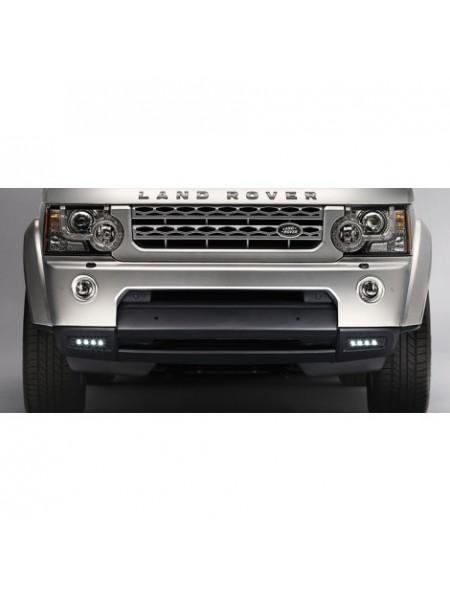 Дополнительные фары дневного света для Land Rover Discovery 4