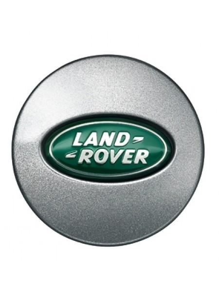 Колпачок колесного диска Green Silver для Land Rover Discovery 3