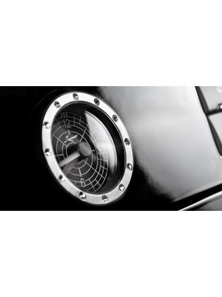 Часы Черчилль Time Clock Fascia от Kahn Design для Land Rover Discovery 4