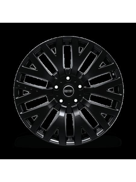 Литой диск RS Matte Black от Kahn Design для Range Rover 2010-2012
