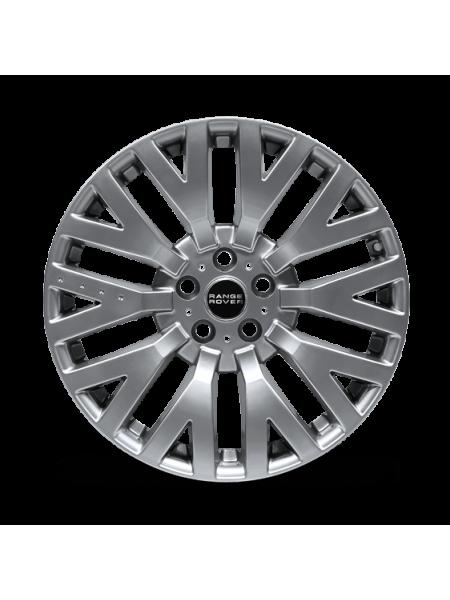Литой диск RS Silver Platinum от Kahn Design для Range Rover 2010-2012