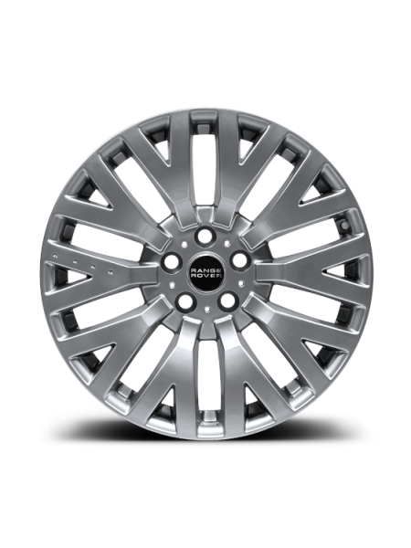 Литой диск RS Silver Platinum от Kahn Design для Land Rover Discovery 4
