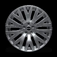Литой диск RS Silver Platinum от Kahn Design для Range Rover Sport