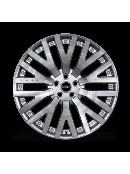 Литой диск RS-2 Brushed Aluminium от Kahn Design для Land Rover Discovery 4