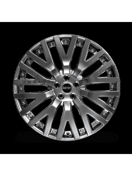 Литой диск RS-2 Shadow Chrome от Kahn Design для Land Rover Discovery 4