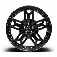 Литой диск RS 600 Matte Black от Kahn Design для Range Rover Sport