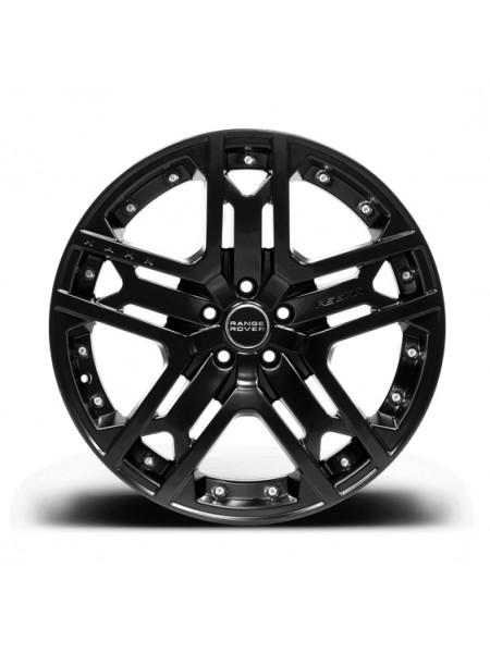 Литой диск RS 600 Matte Black от Kahn Design для Range Rover