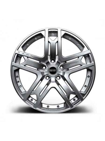 Литой диск RS 600 Hyper Silver от Kahn Design для Range Rover 2010-2012
