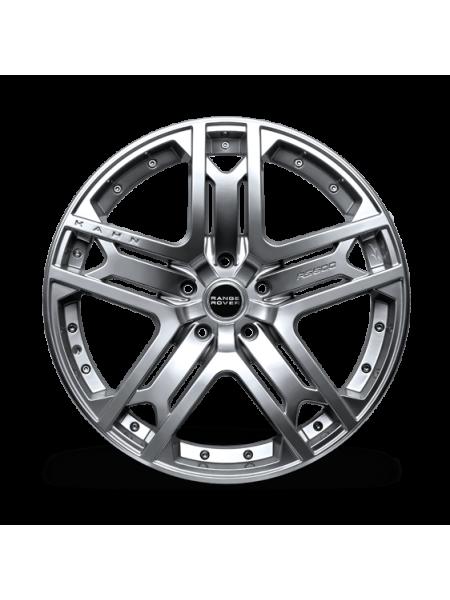 Литой диск RS 600 Silver Platinum от Kahn Design для Land Rover Discovery 4