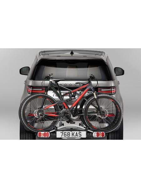 Крепление для перевозки трех велосипедов для Land Rover Discovery 5 2017