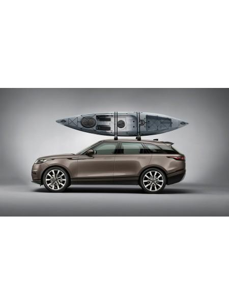 Крепление для водноспортивного снаряжения для Land Rover Discovery 5 2017 (на две байдарки)