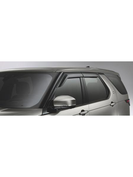 Комплект ветровых дефлекторов для Land Rover Discovery 5 2017
