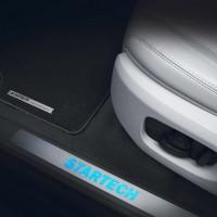 STARTECH Накладки порогов для Range Rover Discovery 5