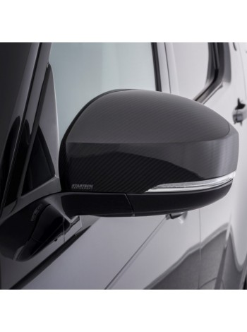 Карбоновые накладки на зеркала STARTECH для Range Rover Discovery 5