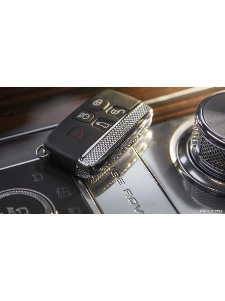 Боковая отделка ключа для Range Rover