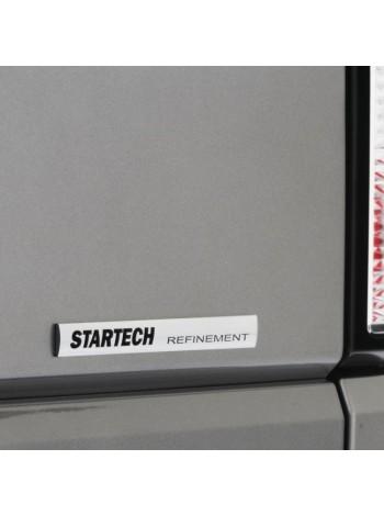 Логотип STARTECH Refinement Лого Хром для Range Rover Evoque