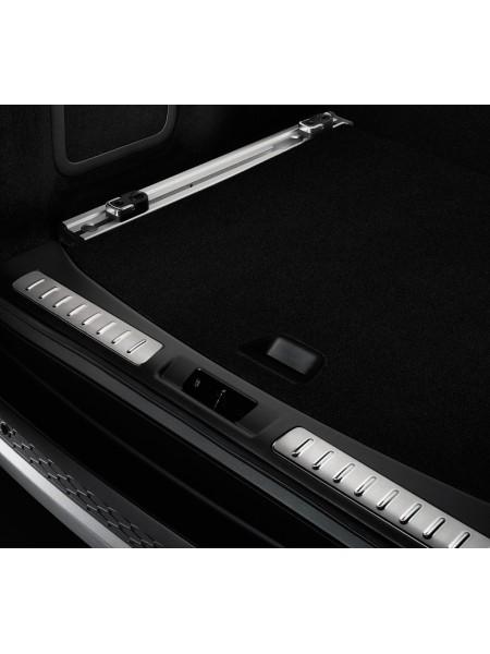 Накладка багажного отделения без подсветки, Ebony для Range Rover Evoque