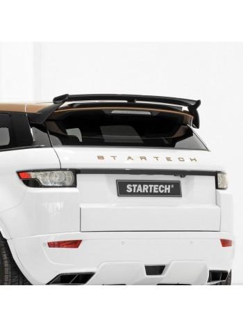Логотип STARTECH на капот и крышку багажника для Range Rover Evoque