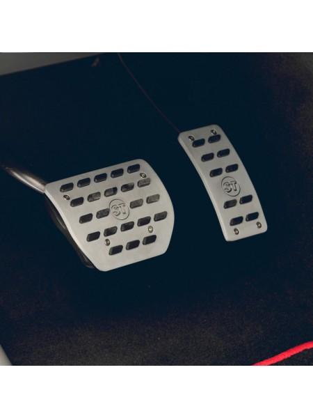 Алюминиевые накладки педалей STARTECH для Range Rover Evoque
