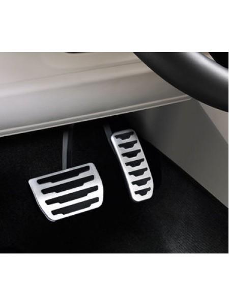 Накладки на педали aвтомат для Range Rover Evoque
