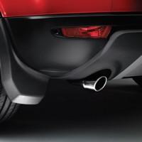 Комплект насадок на выхлопную трубу для Range Rover Evoque