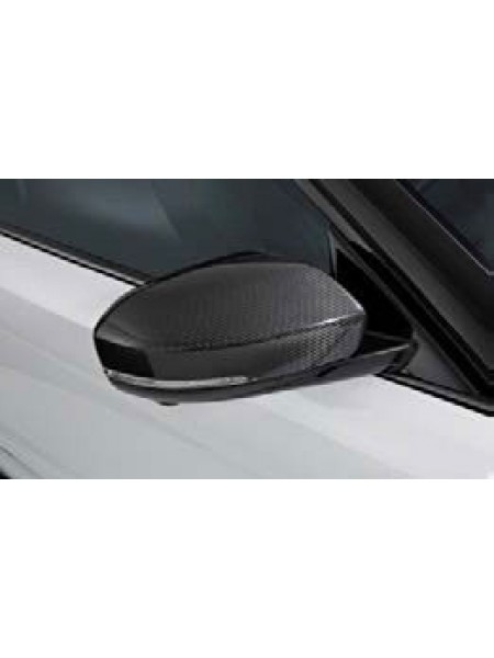 Комплект накладок зеркала Carbon Fibre (карбон) для Range Rover Evoque