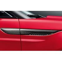 Комплект решеток крыла Carbon Fibre(карбон) для Range Rover Evoque