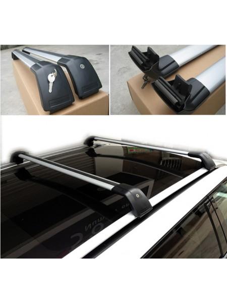 Поперечные рейлинги на крышу, Silver для Range Rover Evoque