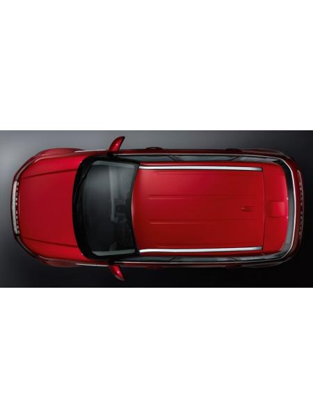 Продольные рейлинги Black (черные) для Range Rover Evoque