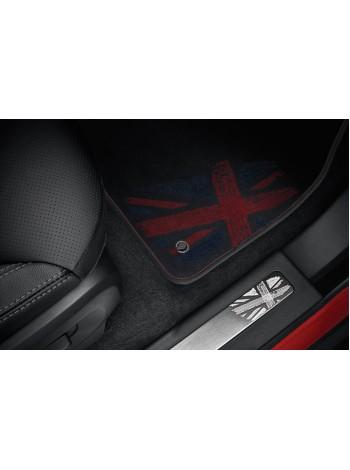 Ковры резиновые Union Jack для Range Rover Evoque