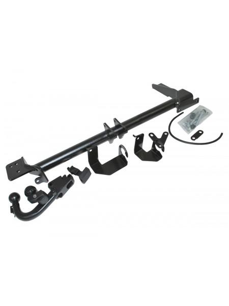 Буксировочное приспособление  фаркоп фланцевого типа для Range Rover Evoque