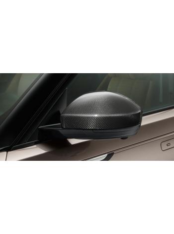 Карбоновые крышки зеркал заднего вида для Range Rover Evoque 2015