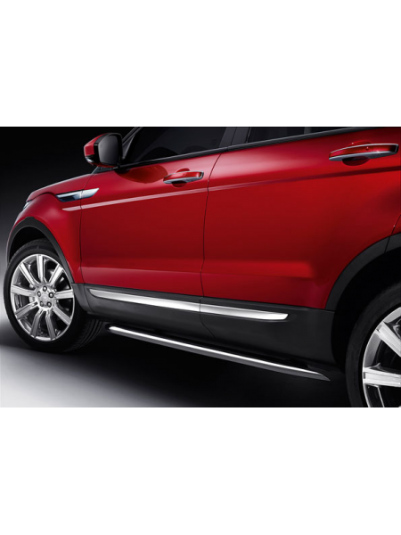 Боковые защитные стальные трубы Sport, Dynamic для Range Rover Evoque 2015