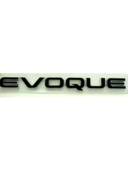 Эмблема EVOQUE на крышку багажника для Range Rover Evoque 2015