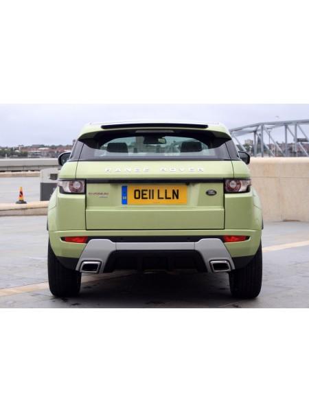 Задний бампер Sport, Dynamic для Range Rover Evoque 2015