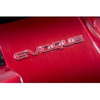 Задняя эмблема Evoque Red для Range Rover Evoque 2015