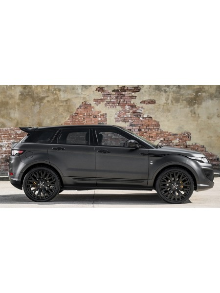 Полная смена цвета для Range Rover Evoque 2015